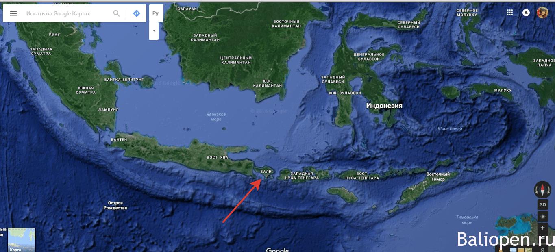 Бали какая страна