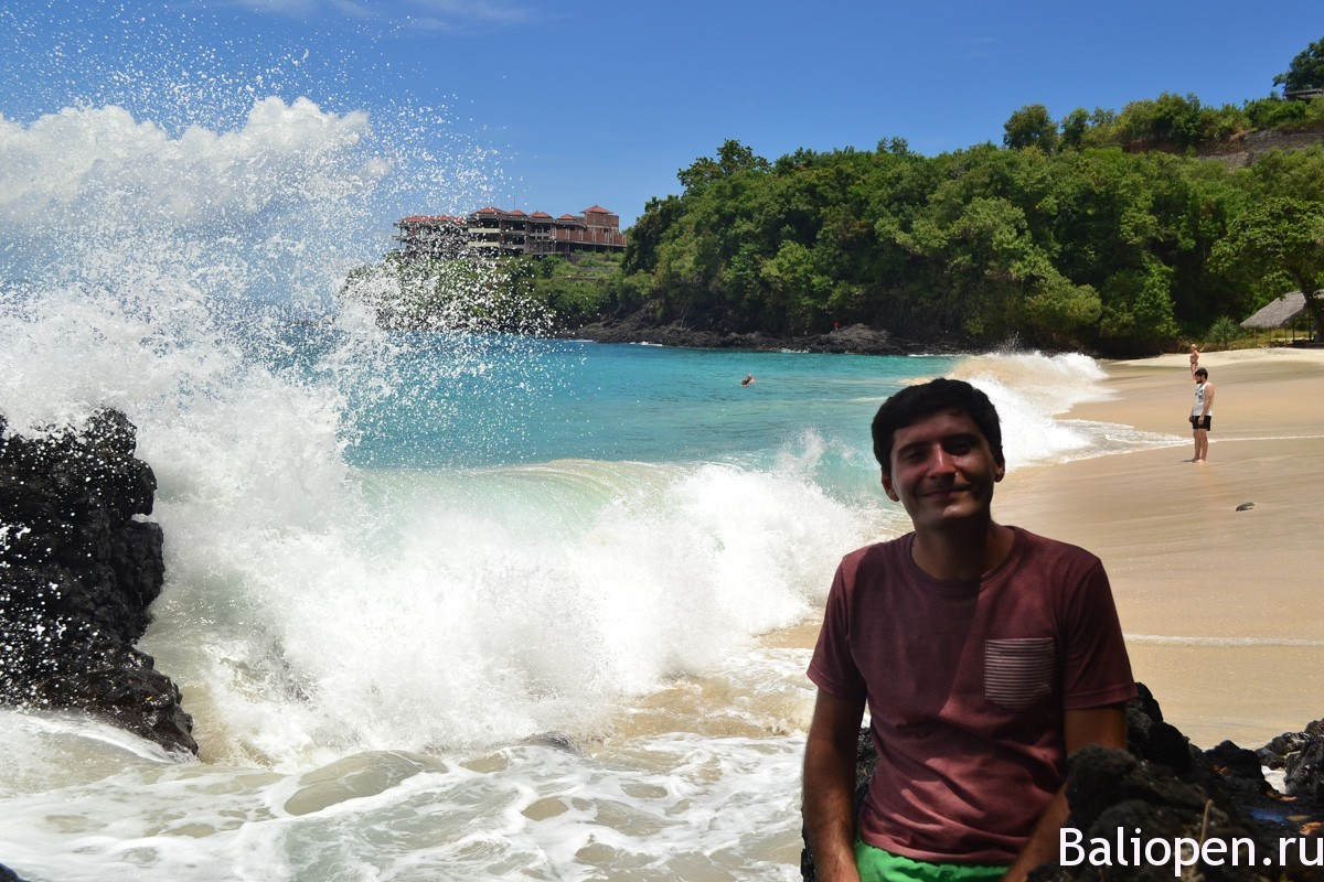 Паданг Бай - красивые пляжи Бали