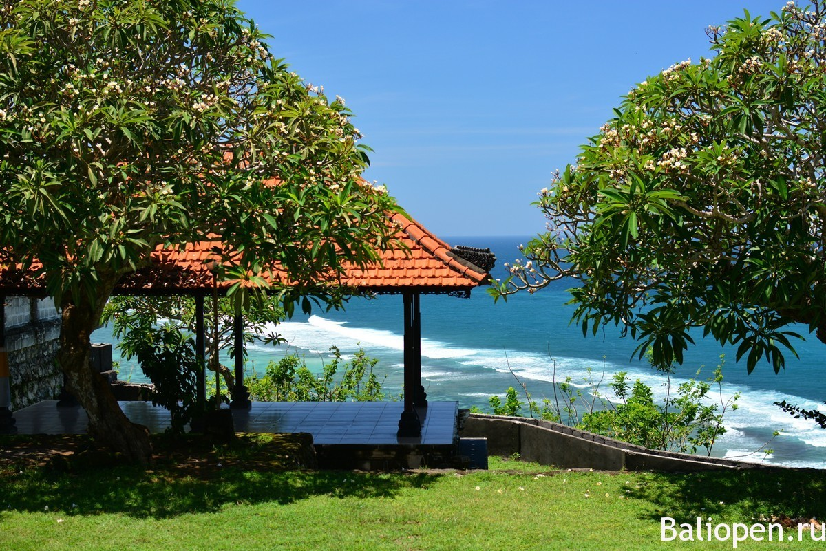 Лучшие пляжи Бали- Gunung Payung Beach