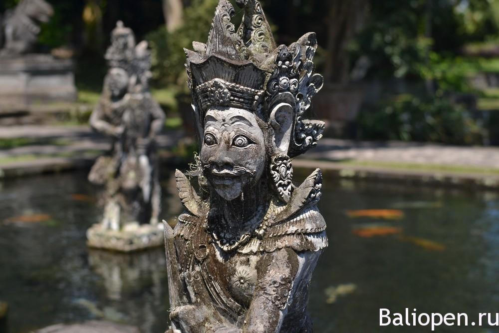 Водный дворец Тирта Ганга
