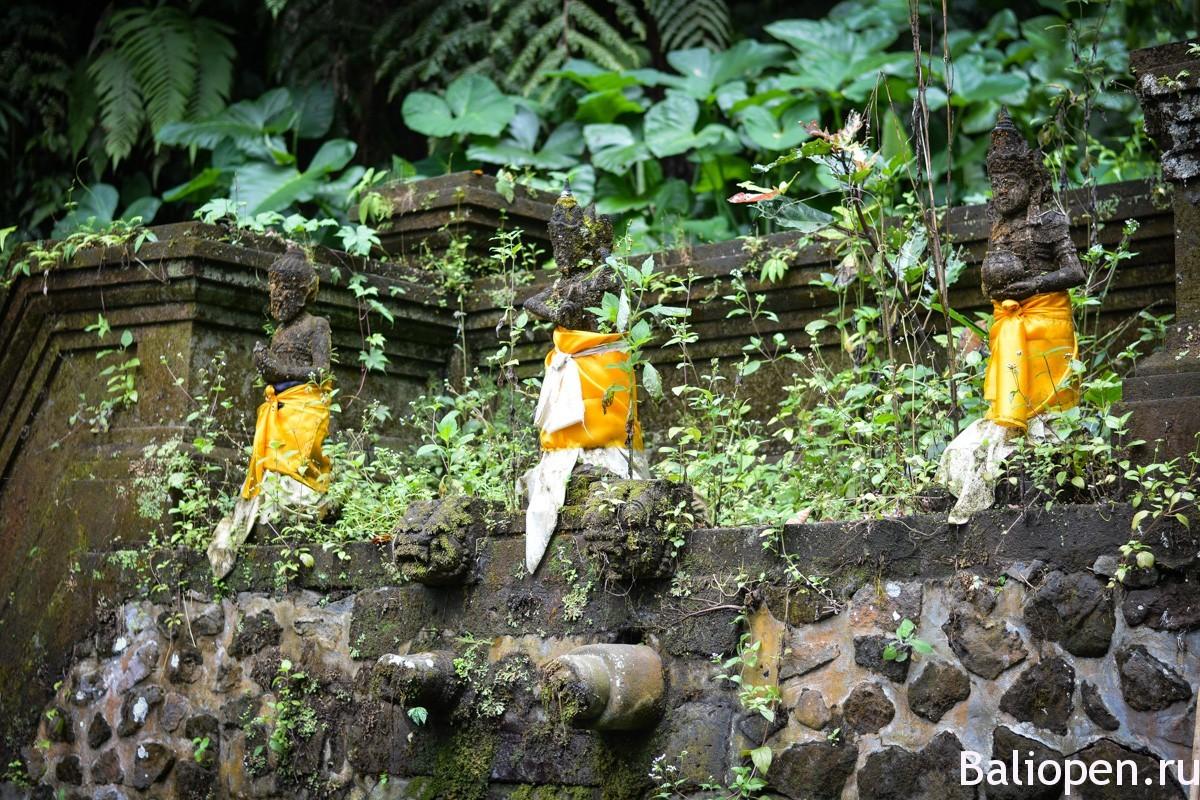 Гунунг Кави (Gunung Kawi) фото