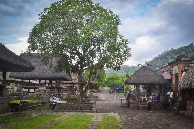 Деревня Тенганан