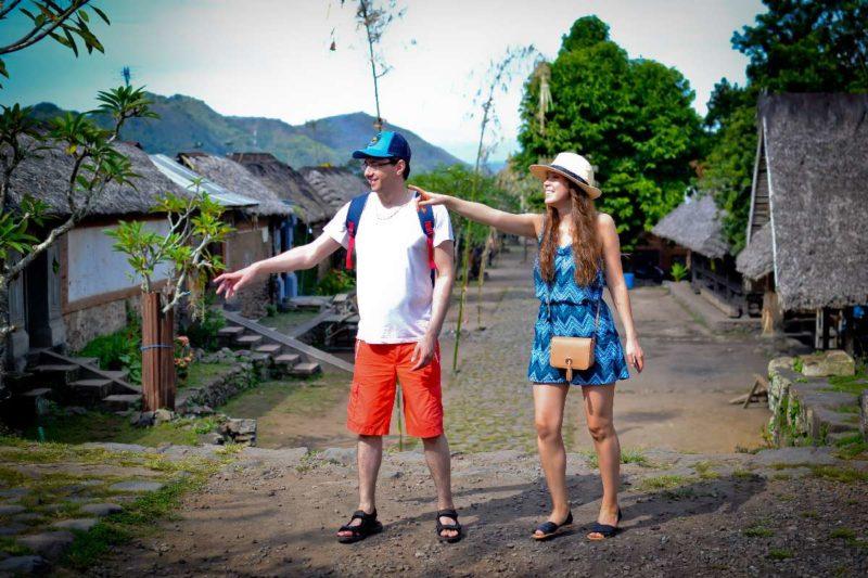 Традиционная деревня Тенганан