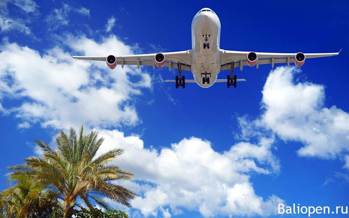 Билеты на Бали. Полезная информация для перелета на райский остров.