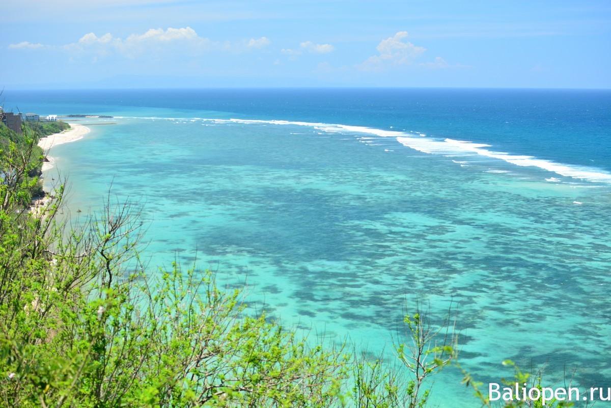 Гунунг Паюнг (Gunung Payung beach) - волшебный пляж на юге Бали.