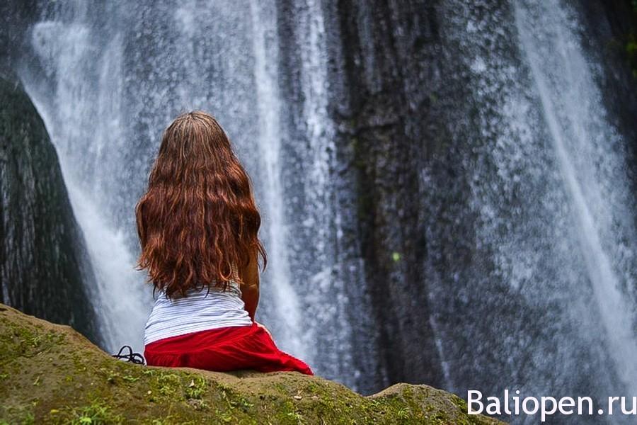 Водопады на Бали около Убуда. Наш топ-6