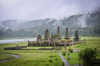 Храмы Бали. Внутреннее и внешнее содержание.