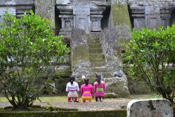 Гунунг Кави (Gunung Kawi) - грандиозное сооружение и загадочный храмовый комплекс