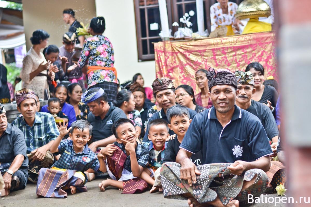 Церемония кремации на Бали - проводы в новую жизнь