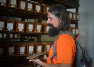 Рукописи Лонтар – библиотека мудрости острова Бали.