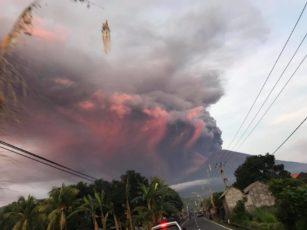 Поражающие факторы вулканов
