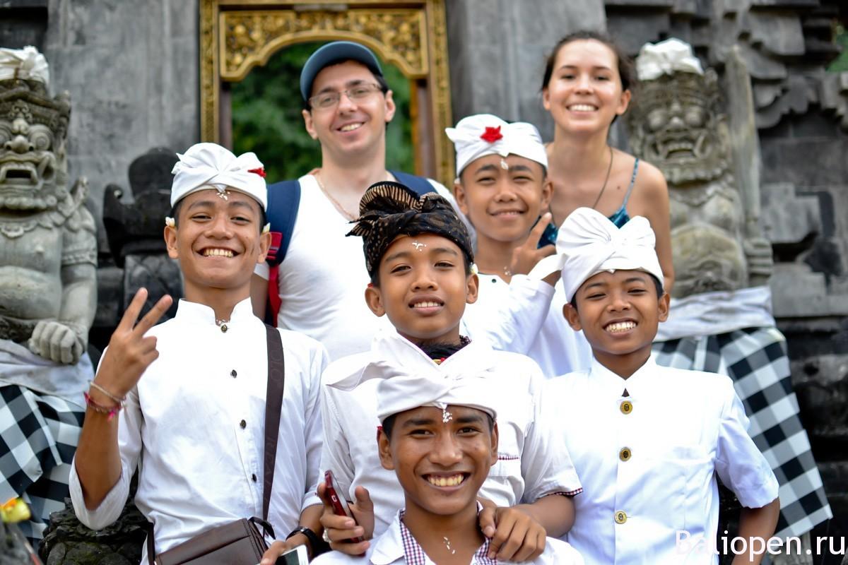 Уникальные экскурсии на Бали от авторов baliopen.ru