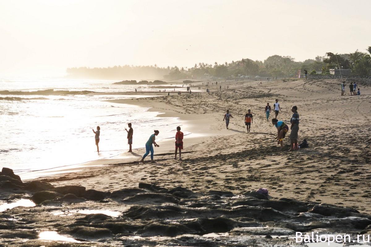 Чангу (Сanngu)- серферский рай, йога, рисовые поля.