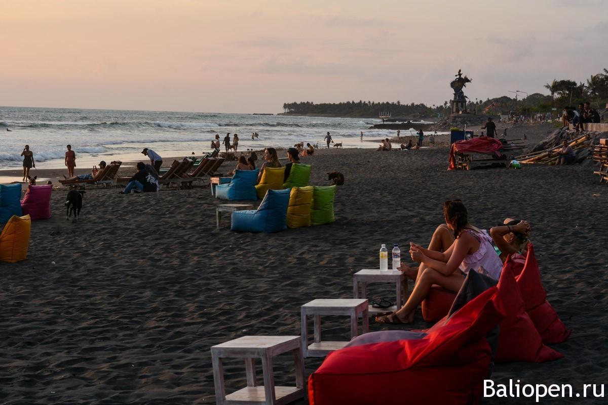 Поселок Чангу (Сanngu)- Описание. Пляжи. Цены. Отели.