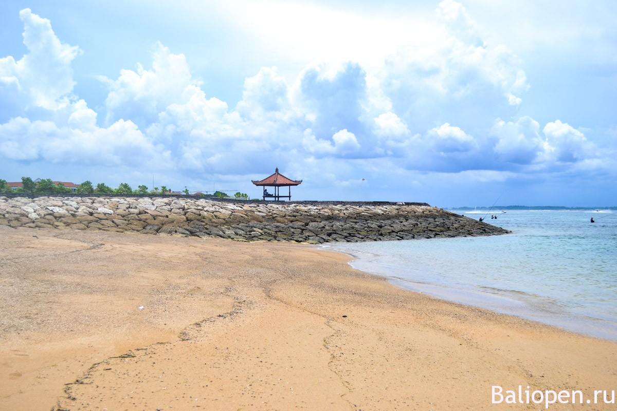 Нуса Дуа - курортный поселок острова Бали. Описание. Пляжи. Цены. Отели.
