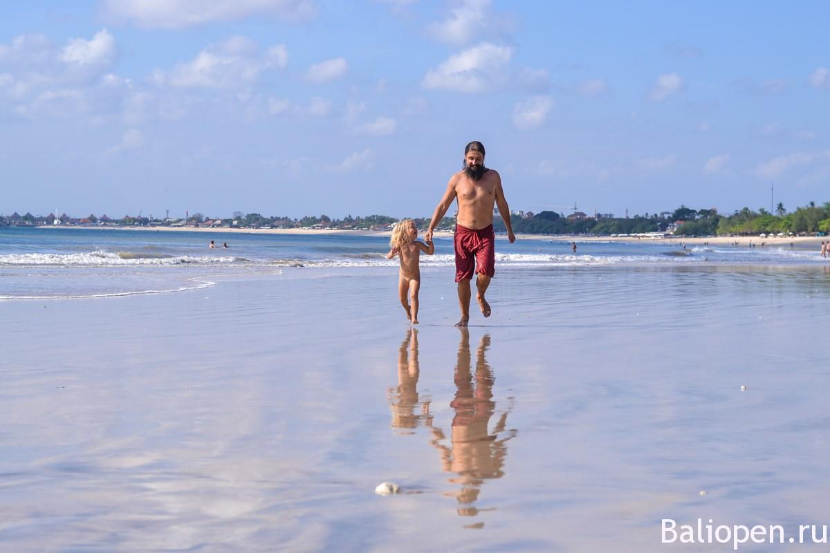 Джимбаран - курортный поселок Бали. Описание. Пляжи. Цены. Отели.