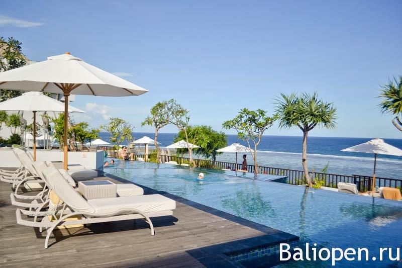 Нуса Дуа - курортный поселок острова Бали