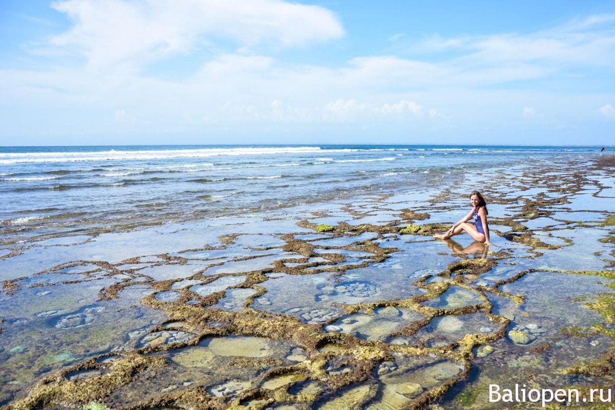 Пляжи Бали. Баланган.