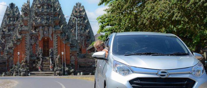 Аренда машины на Бали через интернет по местным ценам.