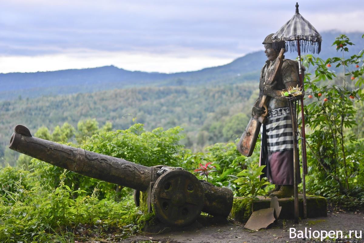 Восхождение на гору Батукару, вторую вершину Бали