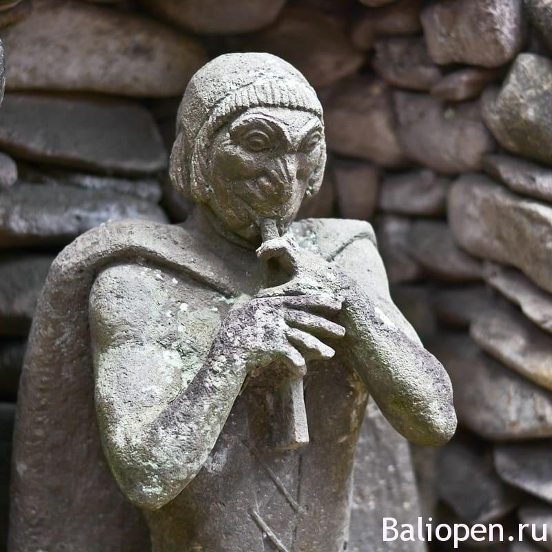 Балийская скульптура