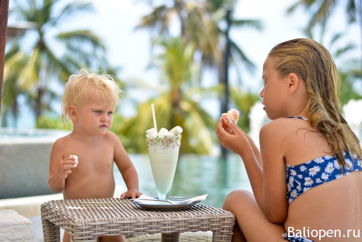 Пляжный клуб на Бали - Azul Beach Club Legian